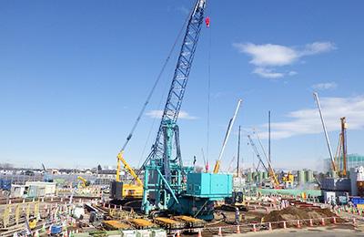 基礎 太 工業 洋 太平洋工業株式会社